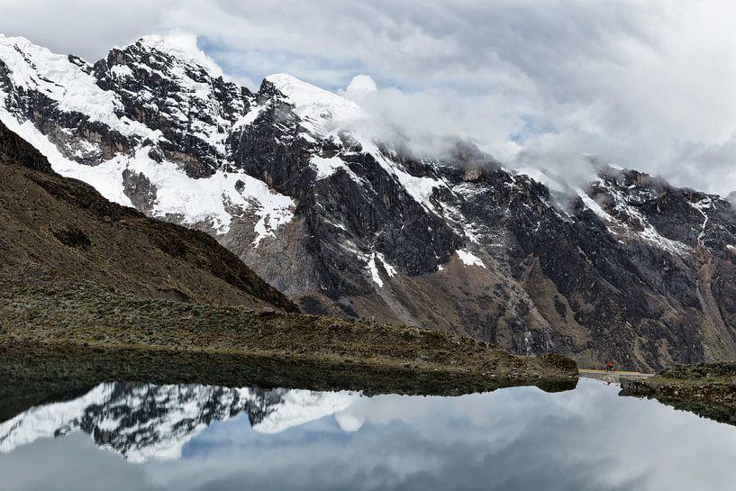 Punto Olimpico Cordillera Blanca Peru van Ellen van Drunen
