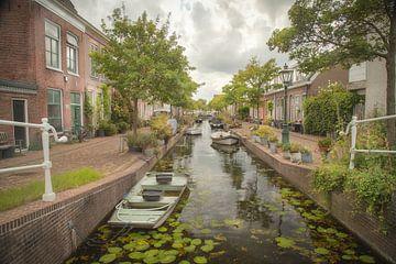 Kijfgracht Leiden, Pays-Bas sur Sander Klein Hesselink