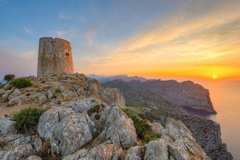 Talaia d'Albercutx, Mallorca van Michael Valjak