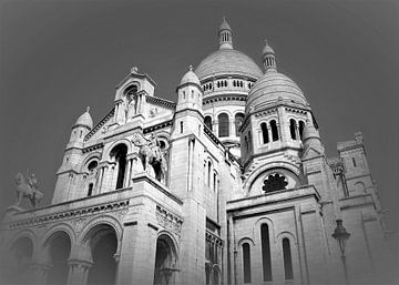Paris, Sacré Ceour von Ineke de Rijk