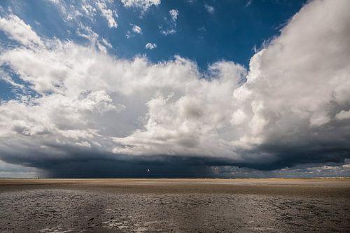 Onweer boven de Noordsvaarder