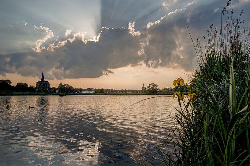 IJssel bij Kampen.  von Harold Meerveld