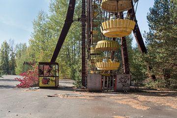 Reuzenrad Tsjernobyl von Gerard Hol