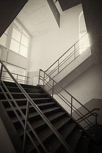 Oude ENKA-fabriek in Ede