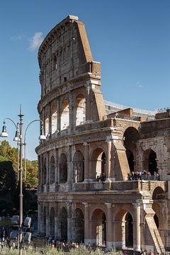 Das Kolosseum in Italien. von Menno Schaefer