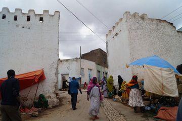 De poorten van Harar van