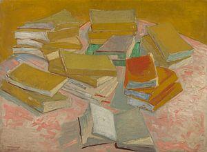 Stapels Franse romans, Vincent van Gogh van Meesterlijcke Meesters