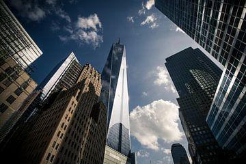 Business District, New York City van Robin Hartog
