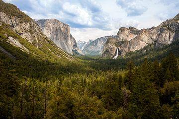 Yosemite Tunnelview van Stefan Verheij