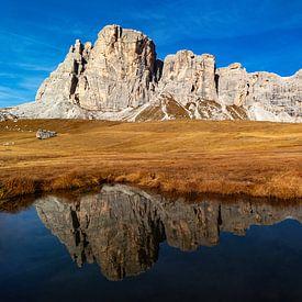 Lastoi de Formin und Lago delle Baste - Venetien - Italien von Felina Photography