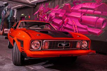 Ford Mustang Mach1 van Brian Morgan