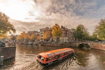Amsterdamse boot van Aldo Sanso