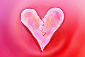 Een hart in het hart van Stefan teddynash
