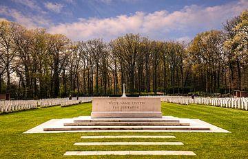Airborne War Cemetery Netherlands van Brian Morgan