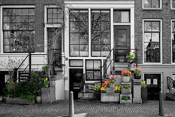 Der Frühling hat in Amsterdam begonnen von Foto Amsterdam / Peter Bartelings