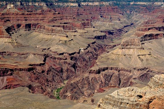 Grand Canyon - Arizona (VS) van Edwin van Amstel