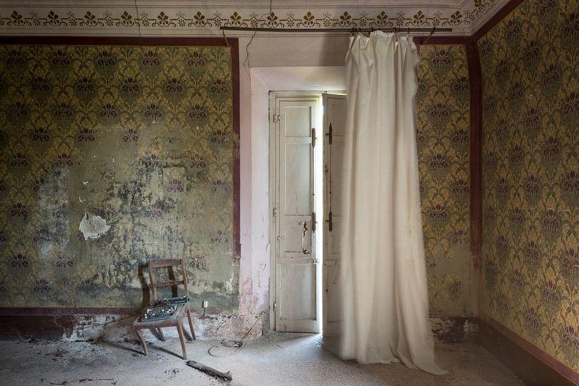 Spookkamer van Perry Wiertz