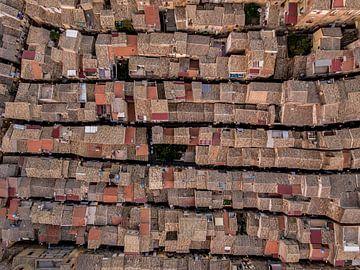 Daken van Piazza Armeria (Sicilie) von Mario Calma