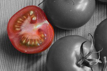 Reife Tomaten von Heiko Kueverling