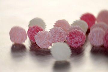 Bonbons, Kunstdruck von ines meyer