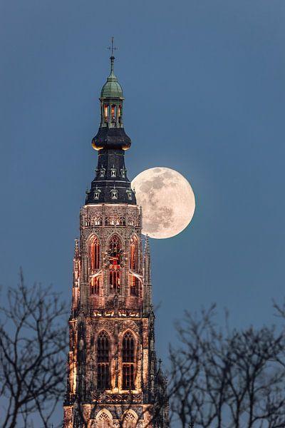 Volle Maan, Grote KerkBreda van JPWFoto