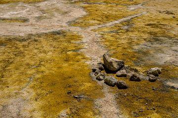 Nisyros Volcano van Leander Sinke