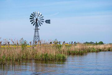Windmotor von Haaije Bruinsma Fotografie