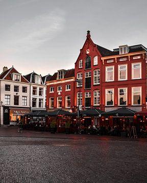 Terras in Utrecht von Kim de Been