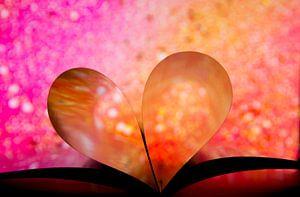 Hart van de liefde van