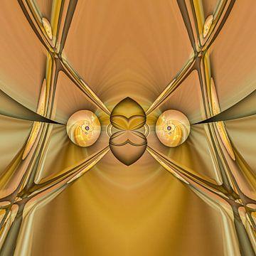Phantasievolle abstrakte Twirl-Illustration 106/49 von PICTURES MAKE MOMENTS