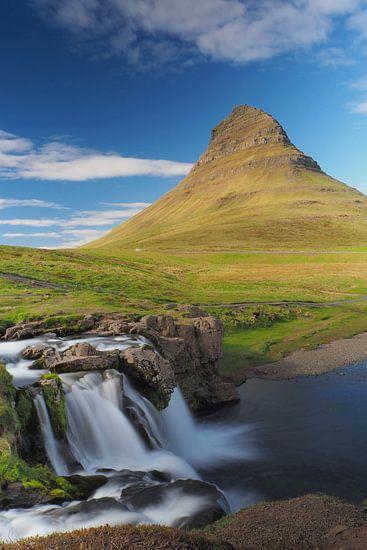 Kirkjufell, IJsland van Wilco Berga