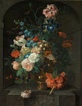 Stillleben mit Blumen, Coenraet Roepel