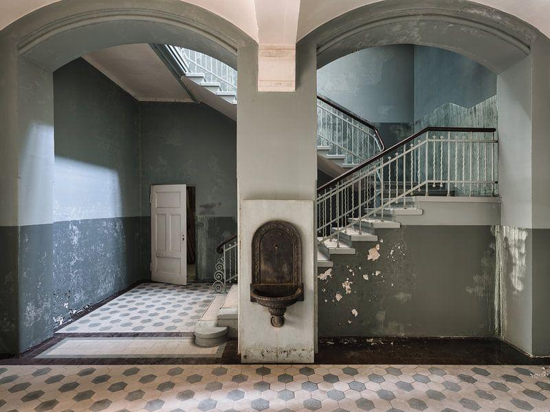 Beelitz-Treppe von Bjorn Renskers