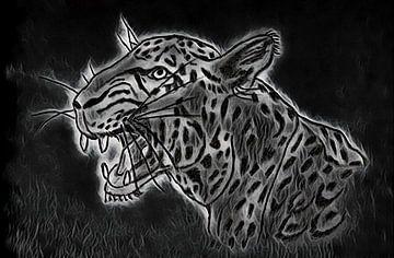 Jaguar von Jose Lok