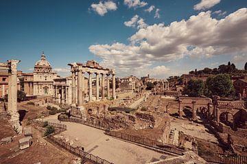 Forum Romanum van Tom Bennink