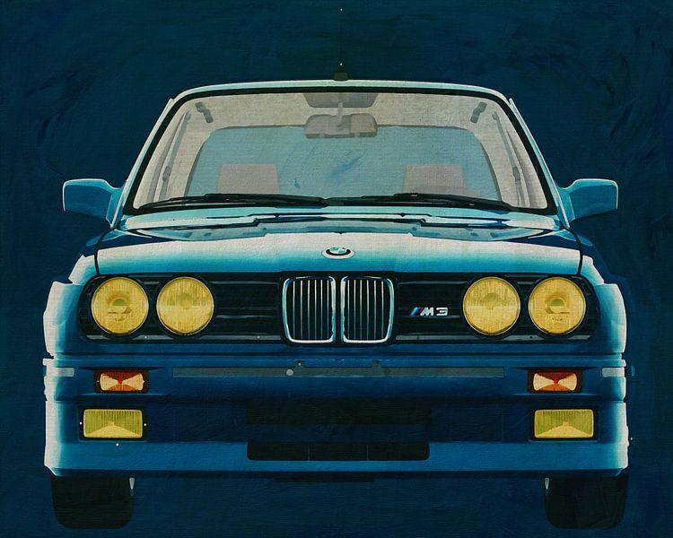 BMW E-30 M3 1991 van Jan Keteleer