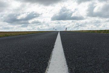 Der Weg ins Unbekannte von Pieter de Kramer