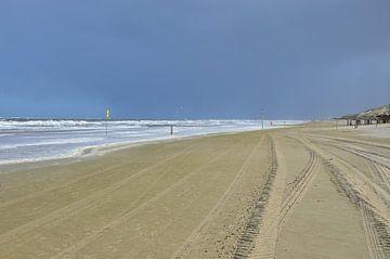 Aan het strand van Corinna Vollertsen