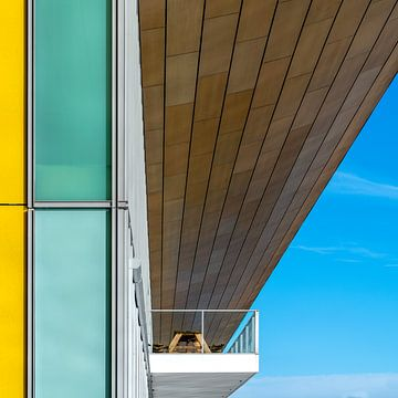 Balkon. von Henri Boer Fotografie