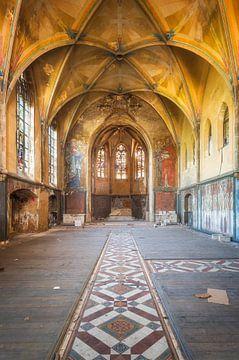 De kerk sur Roman Robroek
