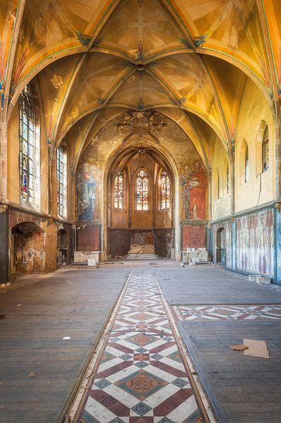 De kerk van Roman Robroek