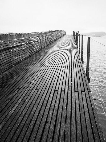De brug naar de overkant
