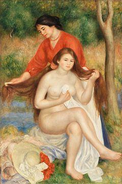Renoir, die Toilette der badenden Schönheit (1900-1901)