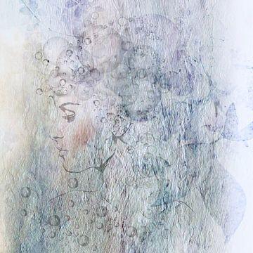 Gedachten bubbels. van Yolanda Bruggeman