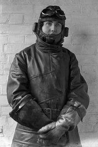 1910 - Pilote in het leer