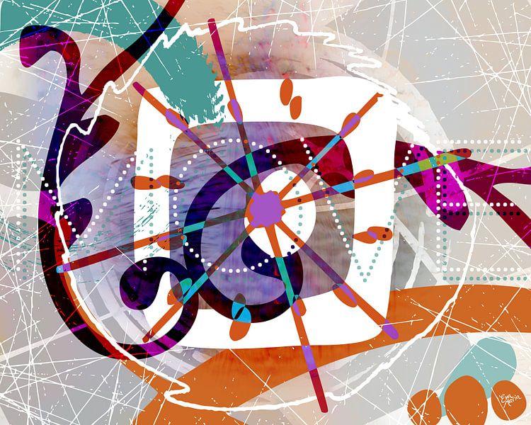 Give me Space 010 sur Eva van den Hamsvoort