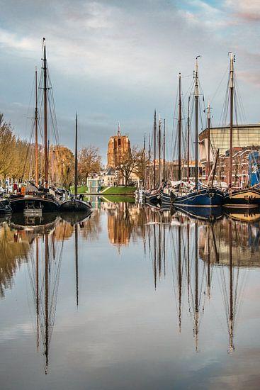 De Oldehove van Leeuwarden van Harrie Muis