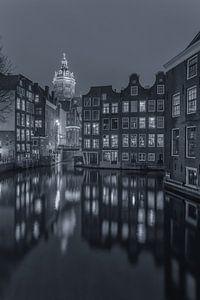 Oudezijds Voorburgwal en Zeedijk in Amsterdam - 6