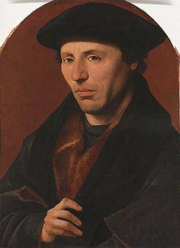 Porträt eines Haarlemer Bürgers, Jan van Scorel, 1529