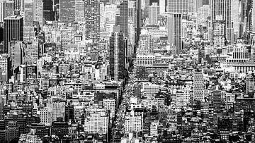 Midtown, New York van Govart (Govert van der Heijden)
